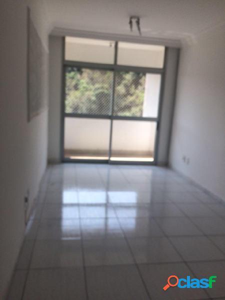 Apartamento de 79m² com duas vagas no maison de ville, alphaville!