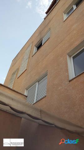 Apartamento s/cond.cob.1 vaga - vila tibiriça - santo andré.