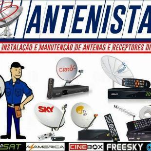Antenas em geral