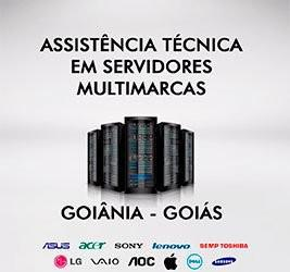 Assistência técnica servidor dell, hp, ibm, lenovo, apple