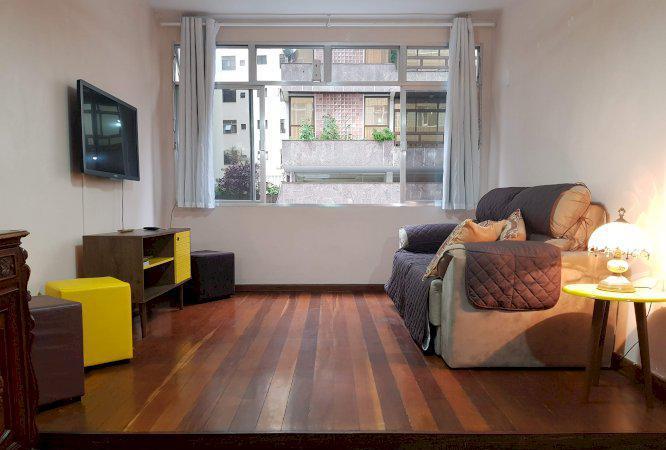 Apartamento 3 quartos suíte de frente em icaraí niterói
