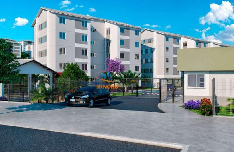 Apartamento para venda no bairro monte azul belo