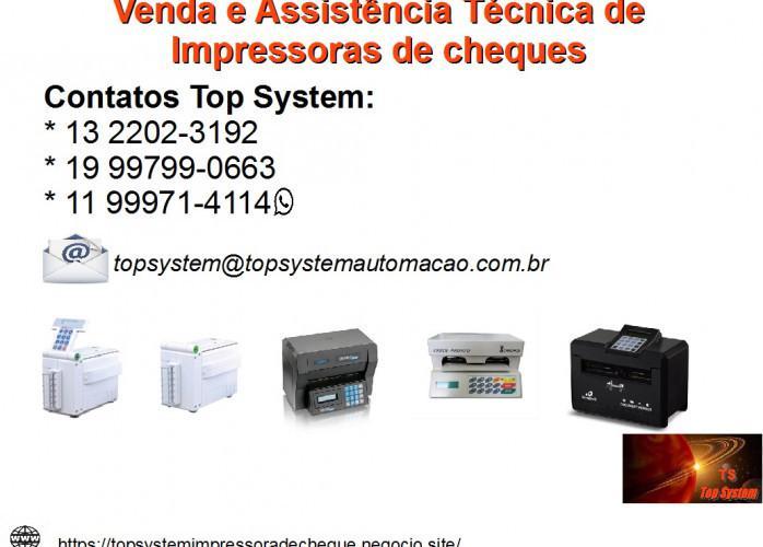 Assistência técnica de impressora de cheque em guarulhos