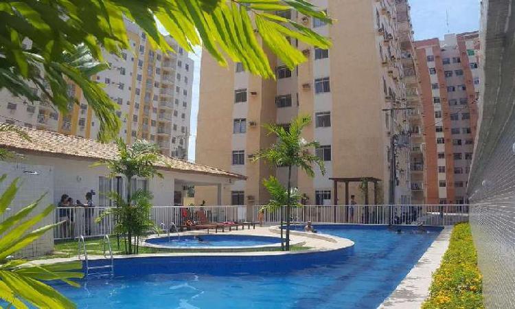 Belem - apartamento padrão - pq verde