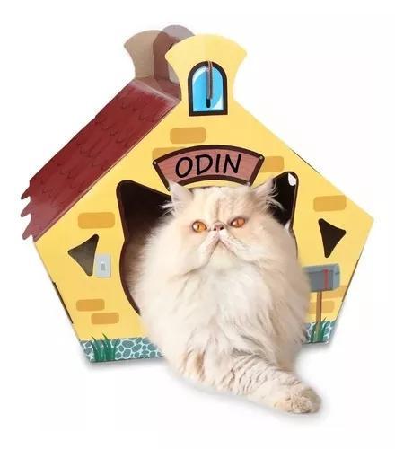 Cat house - casinha para gatos - catmypet