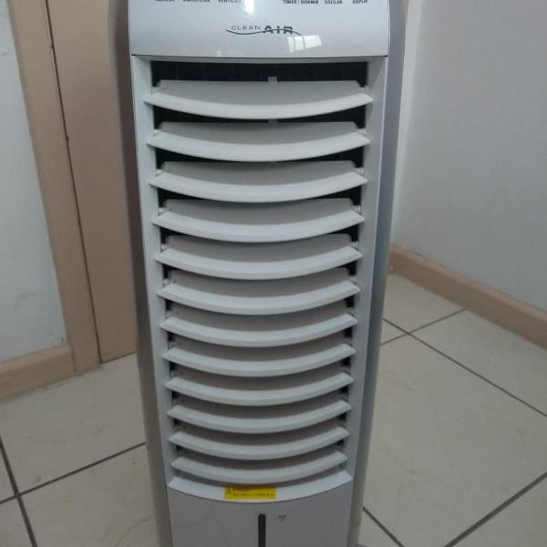 Clean air electrolux portátil quente e frio