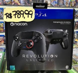 Controle nacon revolution unlimited pro - ps4