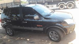 Ford ecosport xlt 1.6 freestyle 2009 completa
