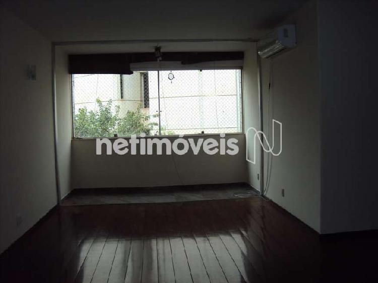 Locação apartamento 4 quartos santo antônio belo