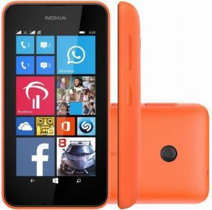 Nokia lumia 530 dual chip (peças)
