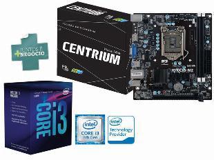 Processador core i3 lga 1151 intel (59633-2) compre junto: