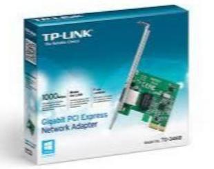 Rede pci express 10/100/1000 tp-link tg-3468