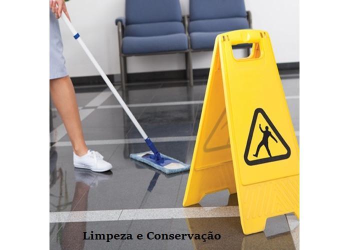 Terceirização de mão de obra, portaria e limpeza,integral
