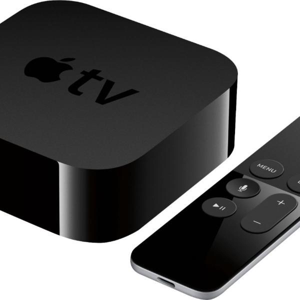 Apple tv 4a geração 64gb zerada