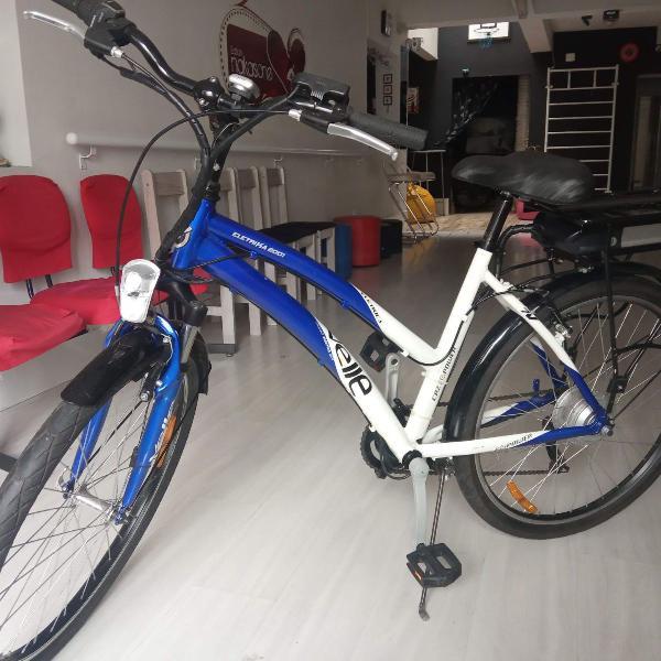 Bicicleta eletrica, velle, 250w, 36v, excelente estado