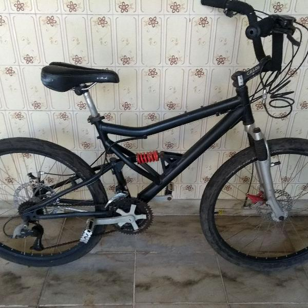 Bicicleta full