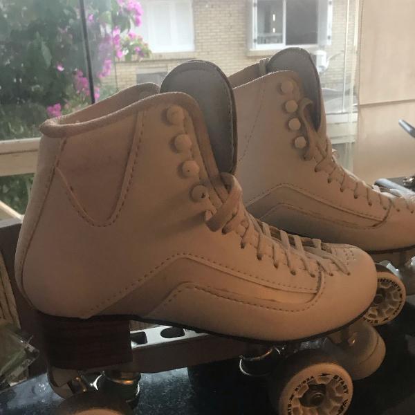 Kit perfeito de patins rye