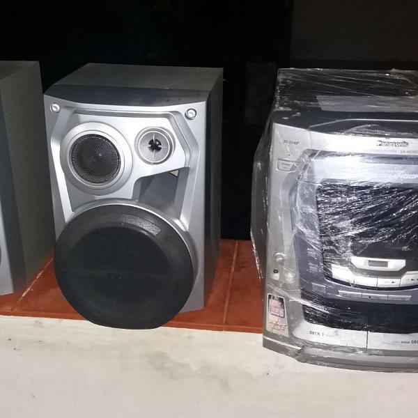 Mini system - 1300 watts - panasonic