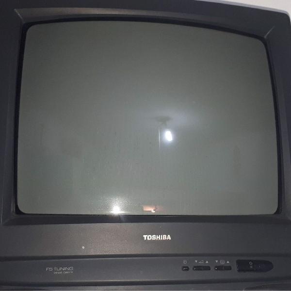 """Tv toshiba tubo 20"""""""