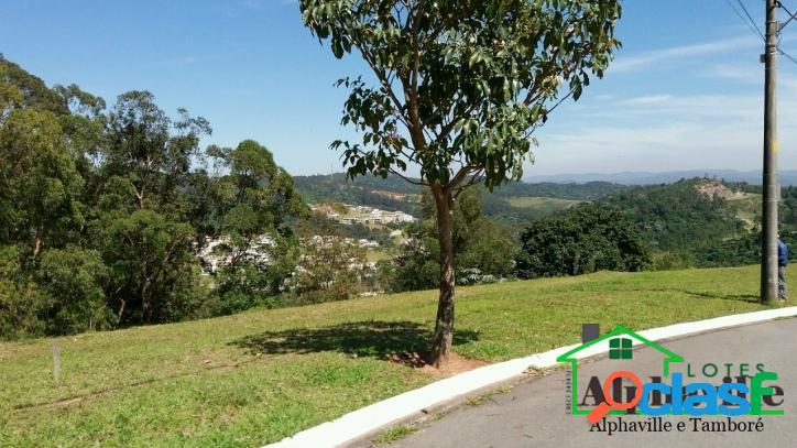 Terreno à venda em alphaville com 890m²: campos do conde