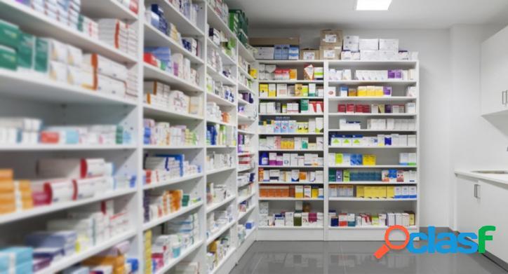Mrs negócios - farmácia à venda - zona sul de poa/rs