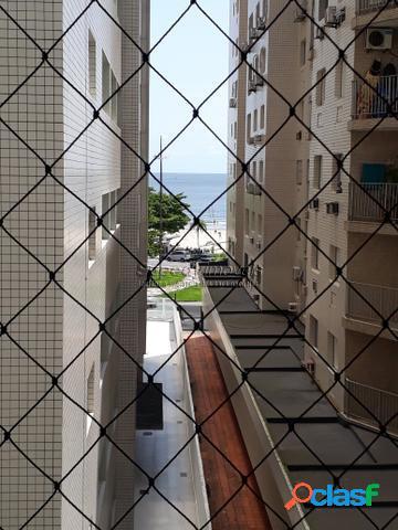 Apartamento em Santos 1 dormitório Ponta da Praia.