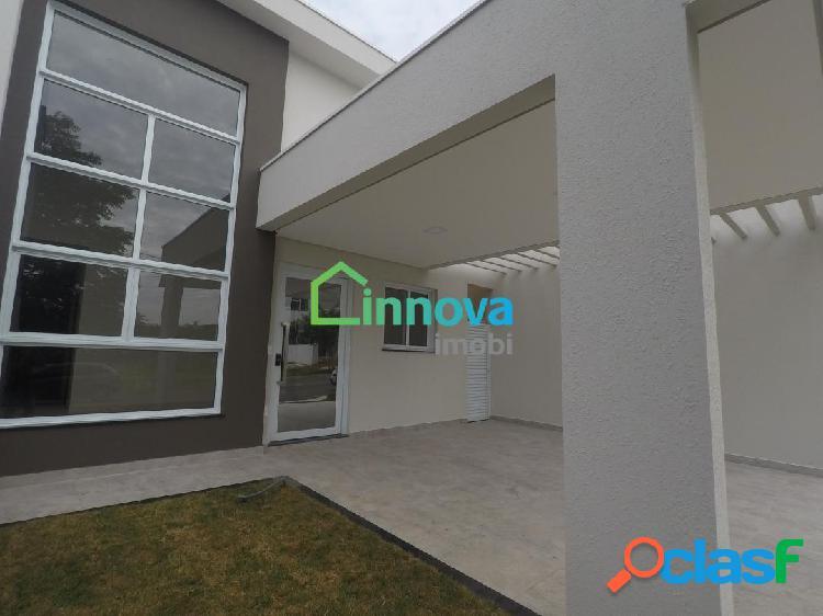 Casa em condomínio, com 3 quartos, 103m², à venda em indaiatuba!