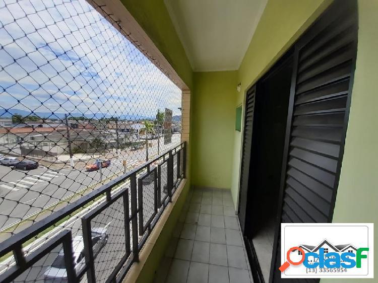 Apartamento de 2 Dorm suite Bairro Boqueirão Praia Grande SP 1