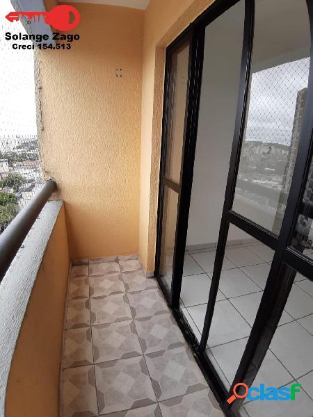 Apartamento para locação, próx. hospital campo limpo, 60 mts, 2 dorms.