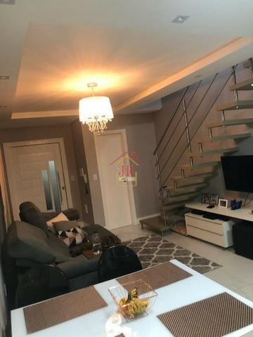 Al@-linda casa sobrado germinada e mobiliada pronta para sua