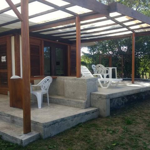 Aluguel - suíte casa praia em santa cruz cabrália - bahia