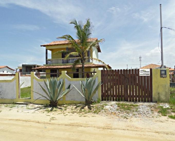 Aluguelguaratiba-maricá,casa duplex c2 suítes frente