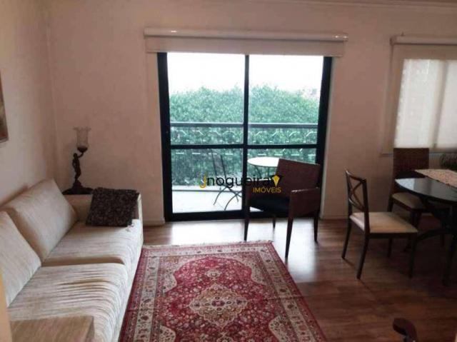 Apartamento com 3 dormitórios para alugar, 110 m² por r$