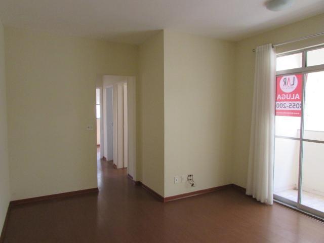 Apartamento para aluguel, 3 quartos, 1 vaga, planalto - belo
