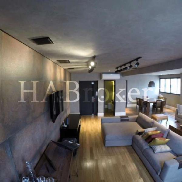Apartamento para aluguel tem 152 metros quadrados com 2