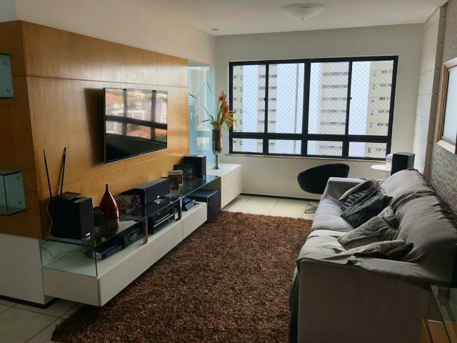 Apartamento três quartos, móveis planejados, preço de