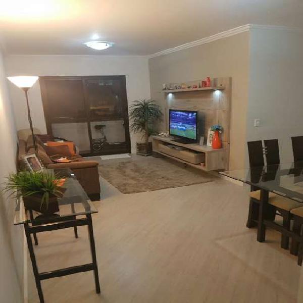 Apartamento à venda com 75 metros quadrados com 3 quartos