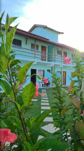 Apartamentos mobiliados na praia de coroa vermelha, região