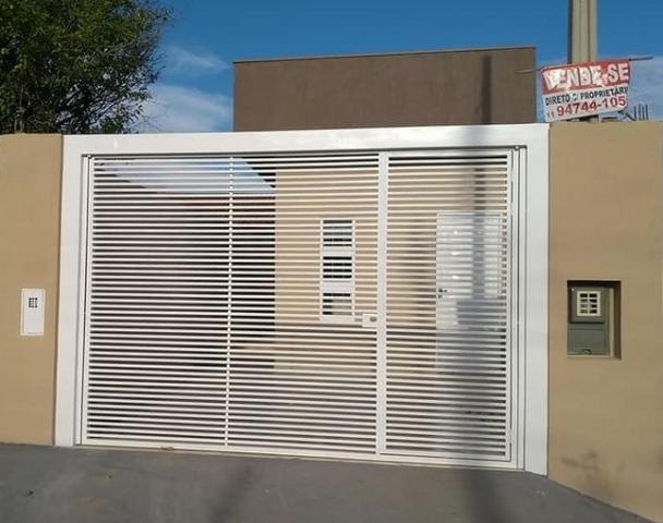 Casa nova a venda em promissão proximo ao centro da cidade