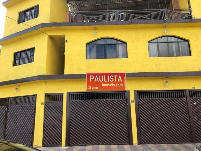 Casa com 2 dormitórios para alugar, 45 m² por r$