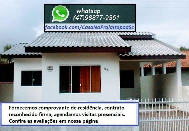 Casa na área central/itapoa