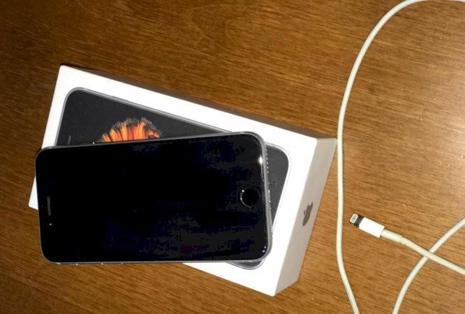 Celular iphone 6s 32 gb 6 meses de uso com nota fiscal