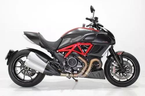Ducati diavel carbon abs 2013- ipva e dpvat 2020 pagos!!!