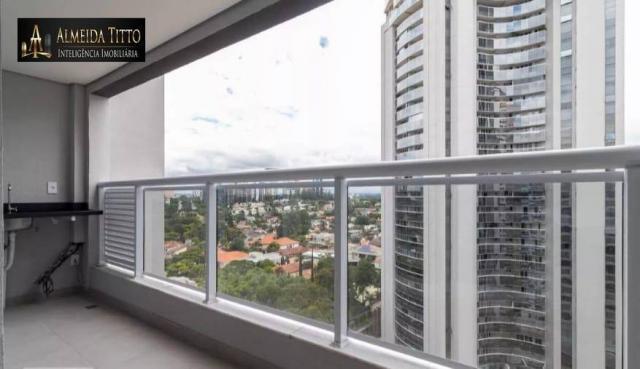 Excelente apartamento no condomínio glass para locação em