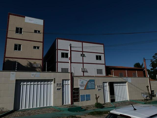 Excelentes apartamentos na caucaia