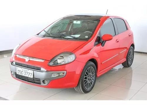 Fiat punto 1.8 16v sporting flex 5p