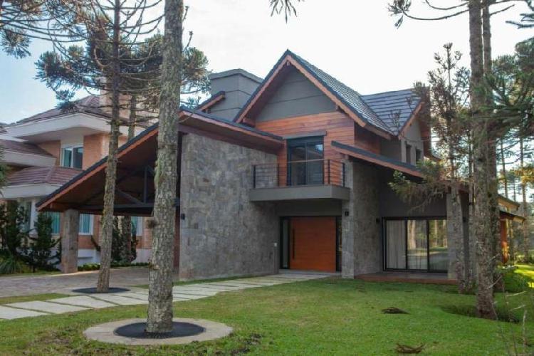 Gramado - casa de condomínio - aspen mountain