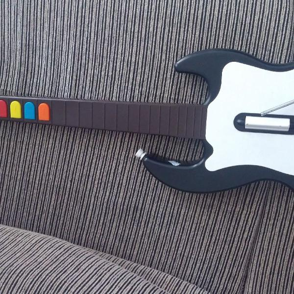 Guitarra guitar hero ps2