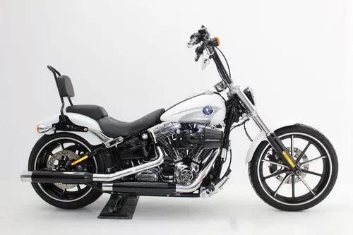 Harley davidson softail breakout 2016 branca