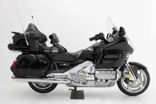Honda gl 1800 gold wing 2008 preta
